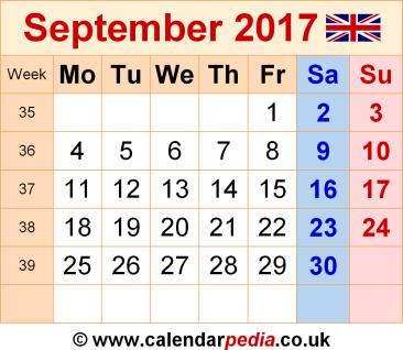 calendar-september-2017-uk