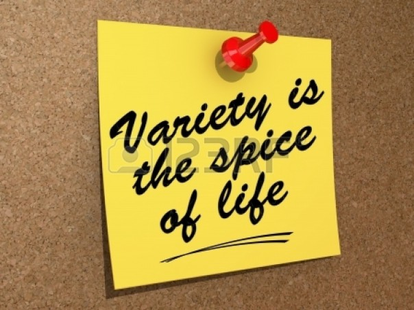 19832036-a-note-pinned-to-a-cork-board-with-the-text-variety-is-the-spice-of-life