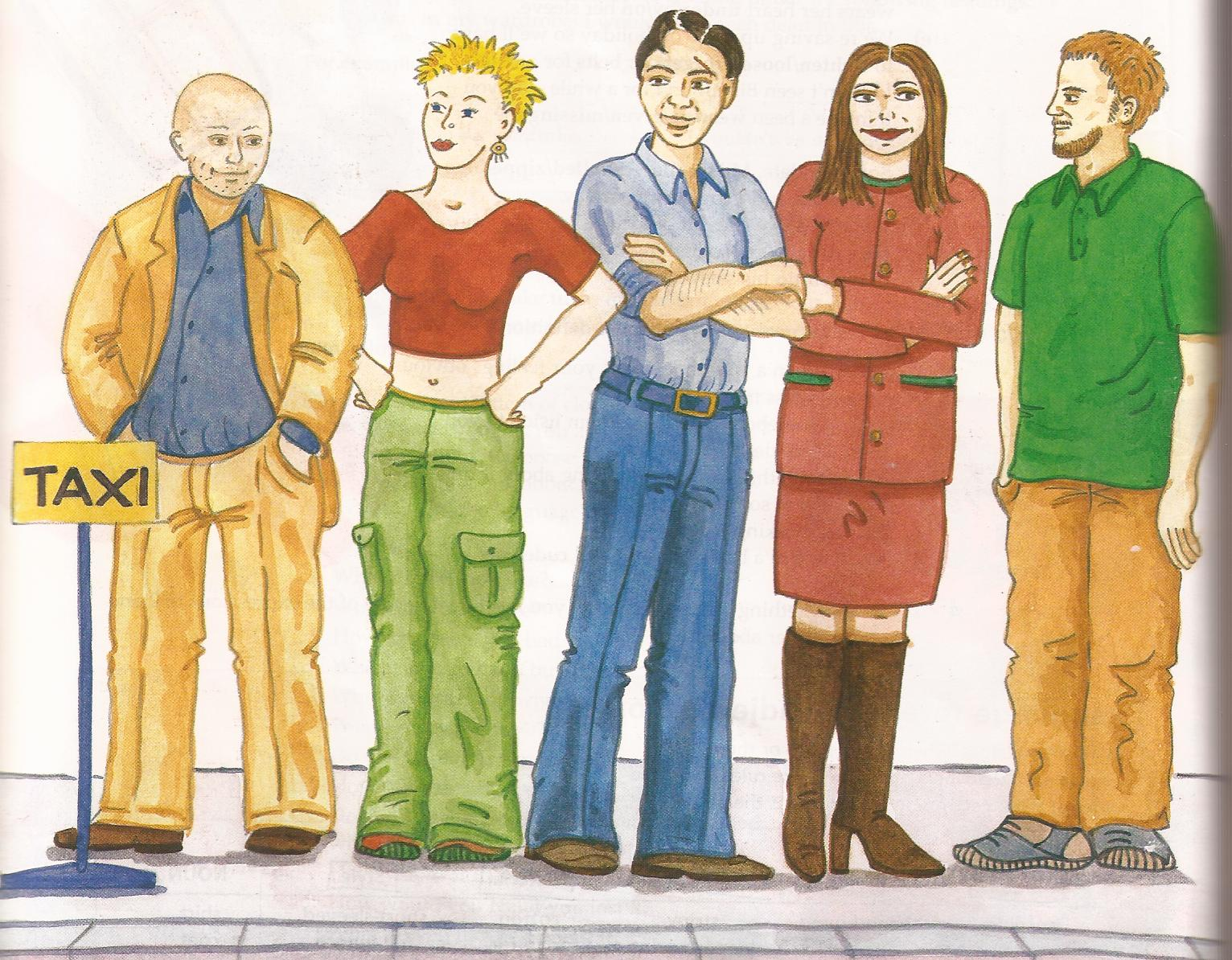 describing people In this lesson students practice describing people using common adjectivesstudents learn new adjectives, practice describing themselves and others, do a listening activity, play fun games and do a class survey.