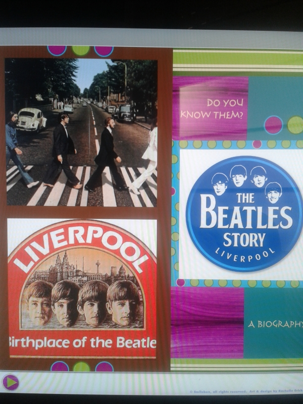 THE BEATLES´SCRAPBOOK