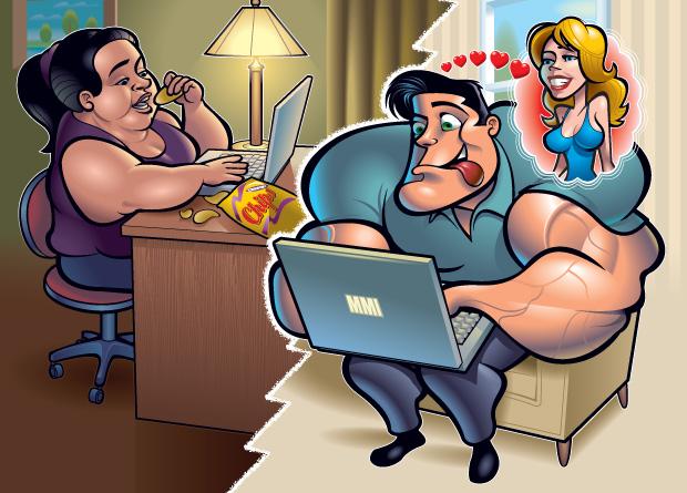 Online dating B2