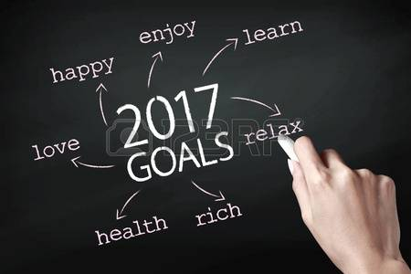 66497402-hand-holding-a-chalk-and-writing-2017-goals