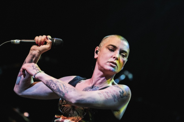 Sinead O'Connor Performs At The Roundhouse In London