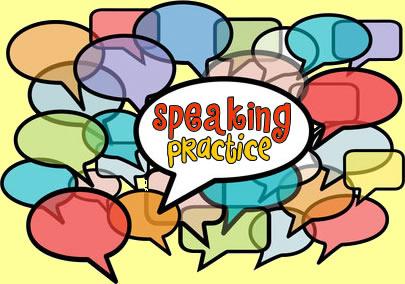 SPEAKINGPRACTICEyellowbackg