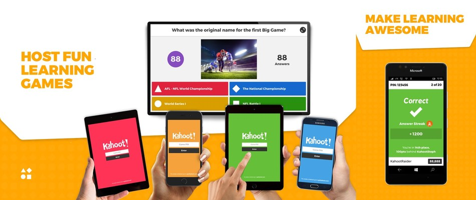 Kahoot Screenshots