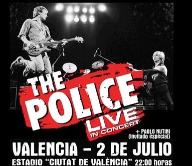 the police valencia 06
